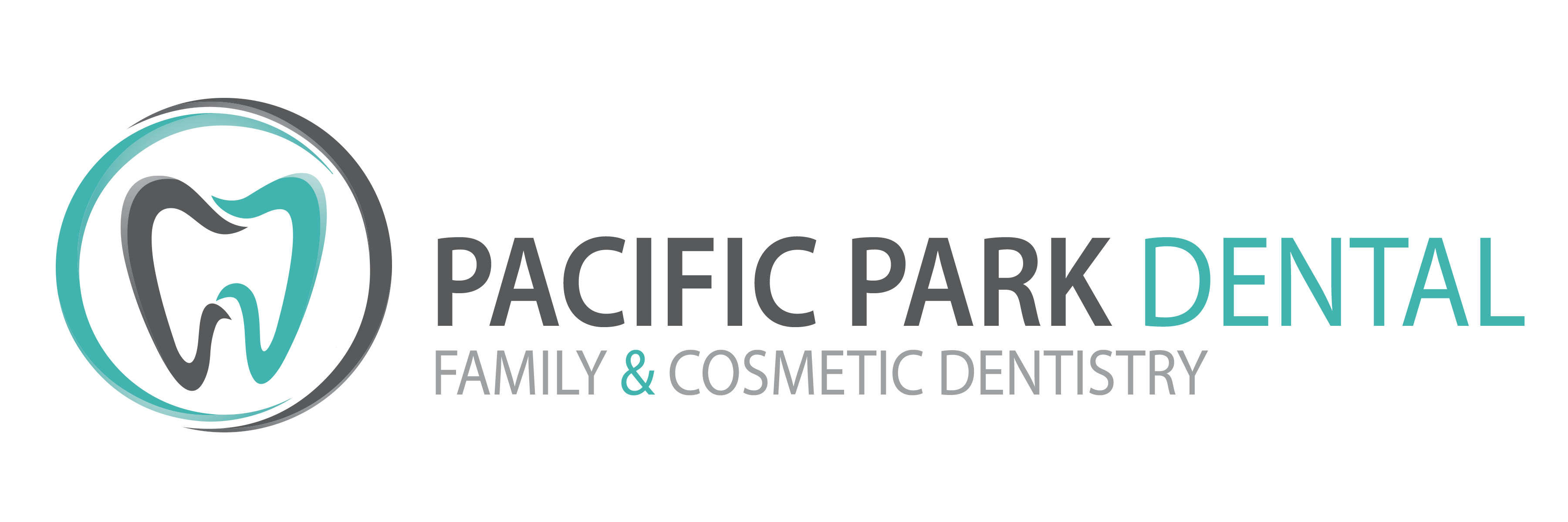 Pacific Park Dental Logo